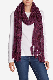 Women's Larkspur Sweater Scarf