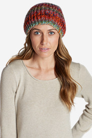 Women's Larkspur Space Dye Beanie