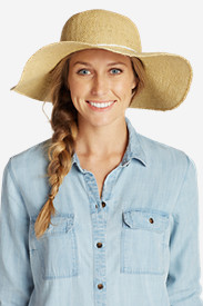 Women's Lola Wide Brim Straw Hat