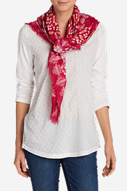 Women's Arya Creek Woven Square Scarf