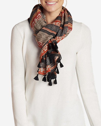 Accessories for Women: Women's Sitka Woven Oblong Scarf
