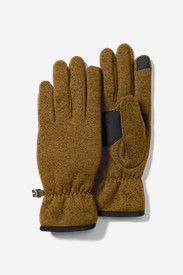Insulated Accessories for Women: Women's Radiator Fleece Gloves