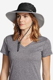 Women's Exploration UPF Wide Brim Hat