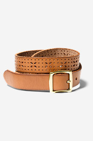 Women's Elysian Leather Belt