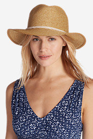 Women's Panama Sun Hat