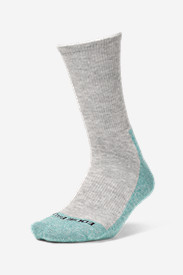 Cotton Accessories for Women: Women's COOLMAX® Trail Crew Socks