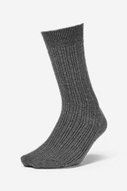 Gray Accessories for Women: Women's Essential Crew Socks