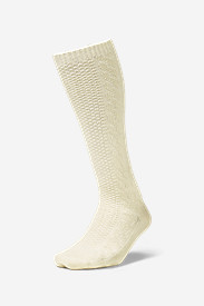White Socks for Women: Women's Boot Socks