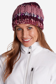 Red Hats for Women: Women's Crux Beanie
