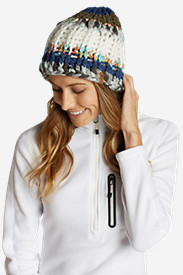 Blue Hats for Women: Women's Crux Beanie