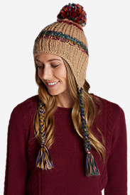 New Fall Arrivals: Women's Larkspur Earflap Beanie