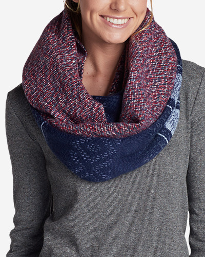 Accessories for Women: Women's Thistle Sweater Loop Scarf