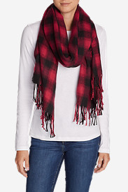 Women's Stine's Favorite Flannel Woven Scarf