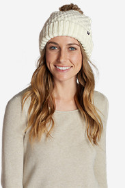 Women's Sun Valley Pom Beanie