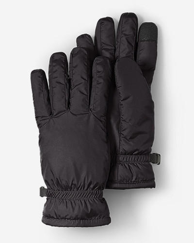 Touch Screen Accessories for Women: Women's Lodge Down Gloves