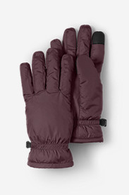 Cotton Accessories for Women: Women's Lodge Down Gloves