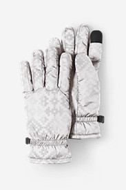 Water Resistant Accessories for Women: Women's Lodge Down Gloves
