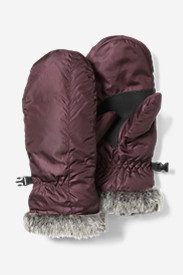 Insulated Accessories for Women: Women's Lodge Mittens