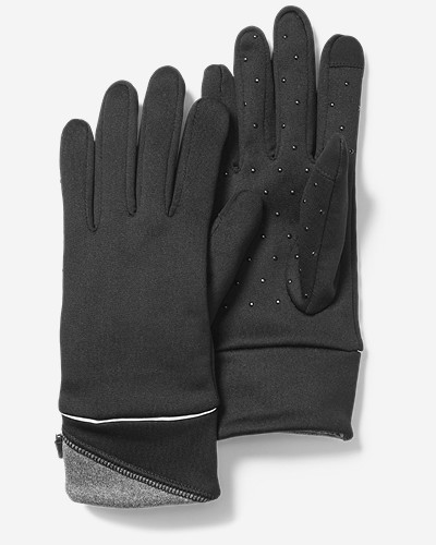 Gloves for Women: Women's Power Stretch Touchscreen Gloves