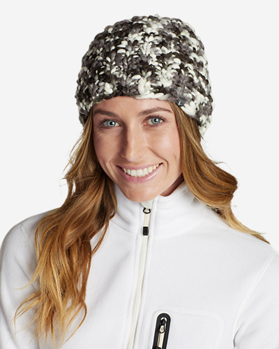Gray Accessories for Women: Women's Notion Beanie