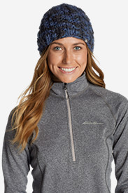Blue Hats for Women: Women's Notion Beanie