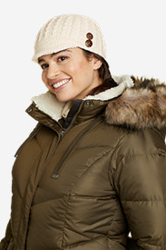 Insulated Accessories for Women: Women's Cloud Cap Beanie