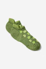Green Socks for Women: Women's point6® Extra-Light Micro-Crew Active Socks
