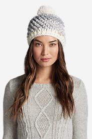 Fleece Hats for Women: Women's Esla Pom Beanie