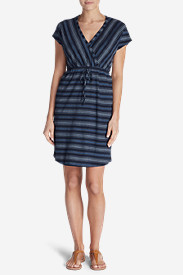 Women's Blue Park Dress