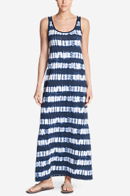 Women's Midtown Maxi Dress - Stripe