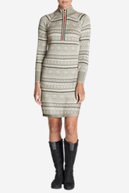 Gray Dresses for Women: Women's Engage Sweater Dress