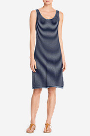 Women's Girl On The Go Reversible Dress - Stripe