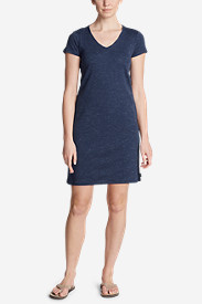 Women's Jet Set Short-Sleeve T-Shirt Dress