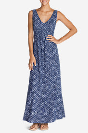 Women's Laurel Canyon Maxi Dress