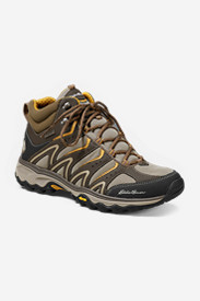 Hiking Shoes for Men: Men's Eddie Bauer Lukla Pro Mid Hiker