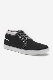 High Tops for Men: Men's Eddie Bauer Rivet Chukka