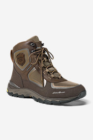 Leather Shoes for Women: Field Ops Boot