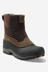 Waterproof Boots for Men: Men's Snowfoil Pull-On Boot