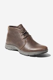 Comfortable Boots for Men: Men's Eddie Bauer Voyager Chukka