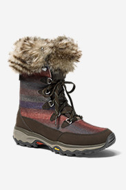 Insulated Shoes for Women: Women's Eddie Bauer Solstice Mid Boot