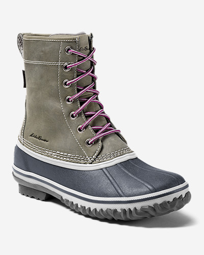 "Women's Hunt 8"" Pac Boot by Eddie Bauer"