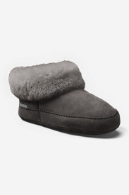Women's Eddie Bauer Shearling Boot Slippers
