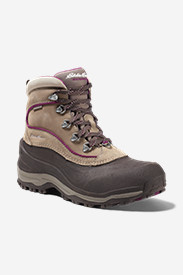 Leather Boots for Women: Women's Eddie Bauer Snowfoil Boot