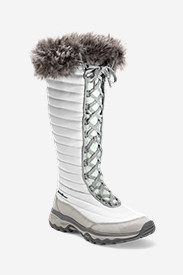 White Shoes for Women: Women's MicroTherm Tall Boot