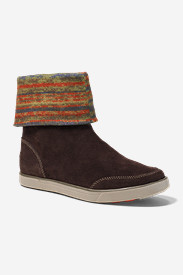 Brown Shoes for Women: Women's Eddie Bauer Laurel Boot