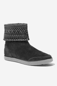 Faux Fur Boots for Women: Women's Eddie Bauer Laurel Boot