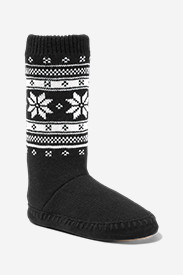 Slipper Boots for Women: Women's Eddie Bauer Slope Side Lounge Boot
