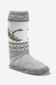 Women's Eddie Bauer Slope Side Lounge Boot