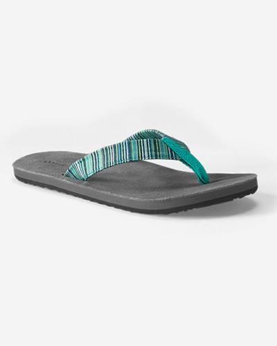 Flip Flops for Women: Eddie Bauer Sedate