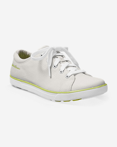 White Shoes for Women: Women's Eddie Bauer Chroma Lace-Up